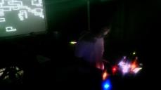 club babicka + mic mills @ untzz 03
